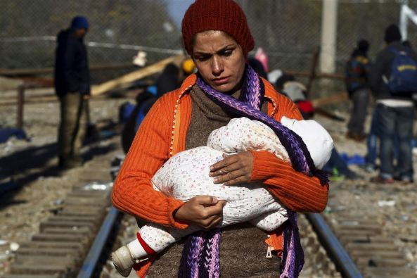 mujeres siria