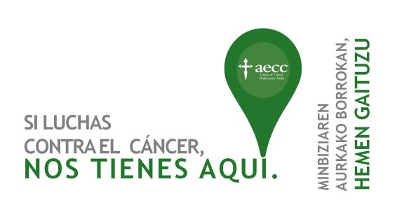 logo cancer aecc logo frase