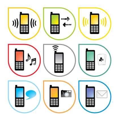 logo icono móviles