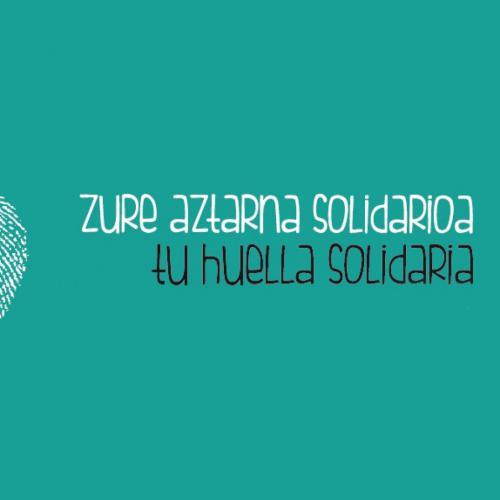 logo zure aztarna solidarioa