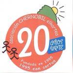logo chernobyl elkarte logo 20 urte