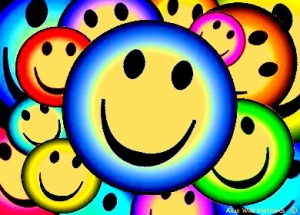logo icono sonrisas colores