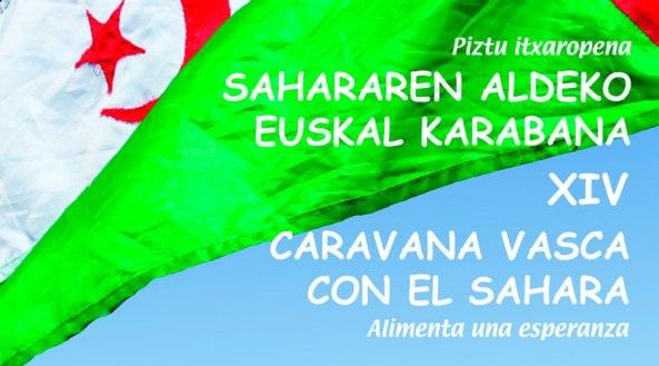 logo sahara caravana handia XIV
