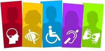 logo iconos discapacidad