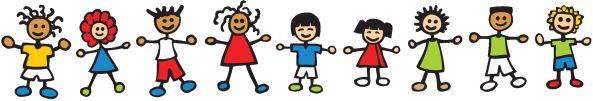 logo ostadas discapacidad niños ilustración
