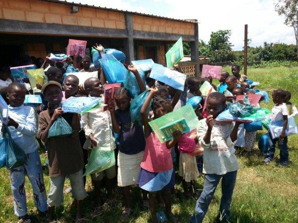 logo haurralde mozambike fotos