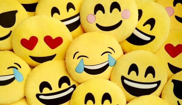 logo icono sonrisas emotis