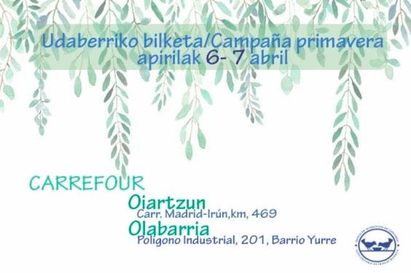 logo elikagai bilketa 2018 oiartzun