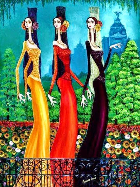 logo gitanas-cuadro Mujeres Gitanas.C.Andino (2)