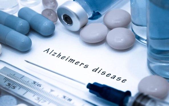 logo icono alzheimer disease