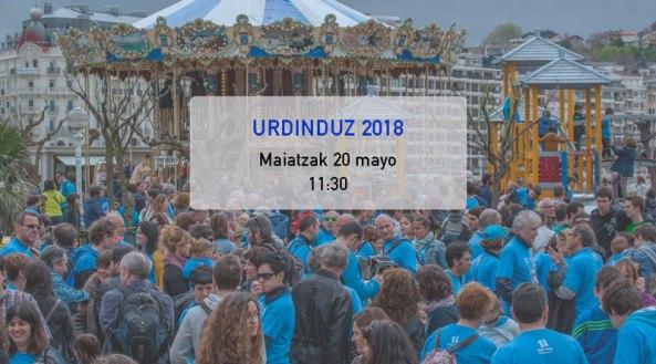 logo gautena urdinduz 2018 bule