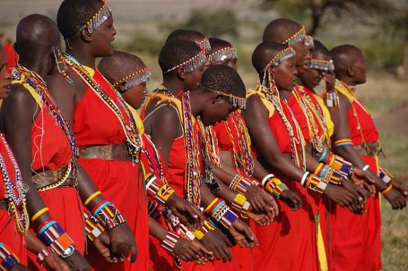 logo africa Masai-Women